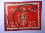 Stamps Europe - Norway -  Offentlig sak
