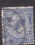 Stamps United Kingdom -  Jorge V