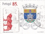 Stamps Portugal -  Escudo de SETUBAL