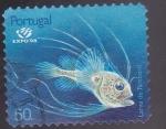 Stamps Portugal -  Larva de Tamboril   -Expo-98