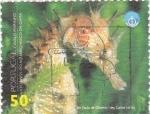 Sellos de Europa - Portugal -  Caballo de Mar-100 Años del Acuario Vasco de Gama