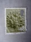 Stamps United Kingdom -  Flora.