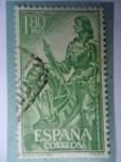 Sellos de Europa - España -  Ed:1209- Gonfález Fernández de Córdoba, ¨El Capitán¨