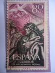 Stamps Spain -  Ed:1188- XX Aniversario Alzamiento Nacional.