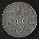 Moneda : Europa : Suecia : MONEDA DE SUECIA - CORONAS (POSTERIOR)
