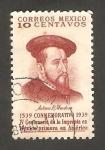 Sellos del Mundo : America : México : 539 - Antonio de Mendoza