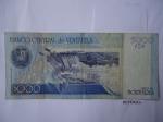 monedas del Mundo : America : Venezuela :  Banco Central de Venezuela- Represa de Guri.
