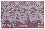 Stamps Spain -  ARTESANÍA ESPAÑOLA ENCAJES  (2)