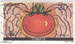 Stamps Spain -  TOMATE    (2)