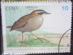 Sellos del Mundo : America : Cuba :  Xenicus Longipes - Expo Filatélica Int. New Zealand-90