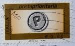 Sellos de Europa - Italia -  Posta Prioritaria (repetido)