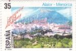 Sellos de Europa - España -  ALAIOR-MALLORCA    (2)
