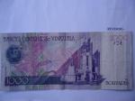 monedas de America - Venezuela -  Banco Central de Venezuela-Orquídeas y el Panteón Nacional