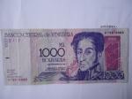 monedas de America - Venezuela -  Banco Central de Venezuel- Simón Bolívar