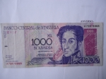 monedas del Mundo : America : Venezuela :  Banco Central de Venezuel- Simón Bolívar