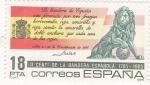 Sellos de Europa - España -  II CENTENARIO DE LA BANDERA ESPAÑOLA 1785-1985   (2)
