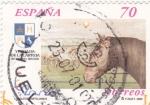 Sellos de Europa - España -  YEGUADA DE LA CARTUJA  edf.3725  (2)