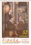Stamps Spain -  NAVIDAD-97   (2)