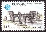 Stamps Belgium -  BELGICA - Campanarios de Bélgica y Francia