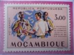 Stamps Portugal -  Republica Portuquesa- MOÇAMBIQUE
