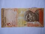 monedas de America - Venezuela -  República Bolivariana de Venezuela- Negro Primero.