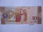 monedas del Mundo : America : Venezuela :  Banco Central de Venezuela- Aguila Arpía y el Parque Nacional de Canaima.