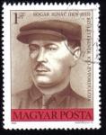 Stamps : Europe : Hungary :  100 Aniversario de sulfonas