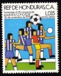 Stamps : America : Honduras :  Homenaje al VII Campeonato Juvenil de la CONCACAF 1978