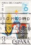 Sellos del Mundo : Europa : España : XXV ANIVERSARIO DE LA FERIA DEL CAMPO   (2)