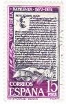 Stamps : Europe : Spain :  V CENTENARIO DE LA IMPRENTA-LOS SINODALES   (2)