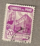 Stamps of the world : Peru :  Banco Industrial del Perú