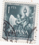 Stamps Spain -  LA EUCARISTÍA  (2)