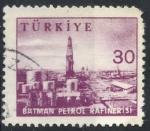 Stamps : Asia : Turkey :  TURQUIA SCOTT_1448.02 REFINERÍA DE GASOLINA, BATMAN. $0.25
