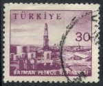 Stamps : Asia : Turkey :  TURQUIA SCOTT_1448.03 REFINERÍA DE GASOLINA, BATMAN. $0.25