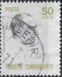Stamps : Asia : Turkey :  TURQUIA SCOTT_1835 KEMAL ATATÜRK Y FIRMA. $0.2