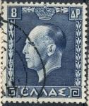 Stamps Greece -  GRECIA SCOTT_393.01 REY JORGE II. $0.4