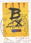 Stamps Spain -  DEPORTES CENTENARIO DEL F,C.BARCELONA   (2)