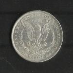monedas del Mundo : America : Estados_Unidos :  Dolar Morgan / Reverso