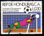 Sellos del Mundo : America : Honduras : Homenaje al VII Campeonato Juvenil de la CONCACAF 1978