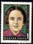 Stamps Hungary -  Marthos