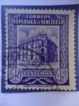 Sellos de America - Venezuela -  República de Venezuela- Oficina Principal de Correos, Caracas