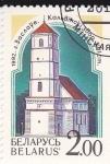 Sellos de Europa - Bielorrusia -  Iglesia