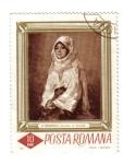 Sellos del Mundo : Europa : Rumania :  N.Grigorescu