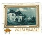 Sellos de Europa - Rumania -  Gh. Petrascu