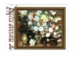 Stamps Hungary -  Csók István:
