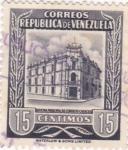 Sellos de America - Venezuela -  517 - Oficina Principal de Correos en Caracas