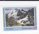 Stamps Venezuela -  Pico Bolívar