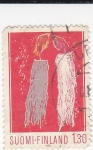 Stamps : Europe : Finland :  Ilustraciones velas