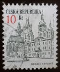 Sellos de Europa - República Checa -  Catedral ¿?