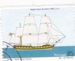 Sellos de Europa - Portugal -  Regata Vasco de Gama